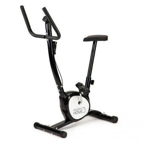 ROWER TRENINGOWY rowerek stacjonarny regulowany do ćwiczeń + komputere
