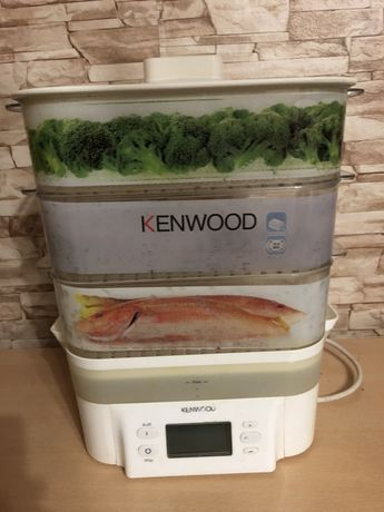 Пароварка Kenwood 09c11