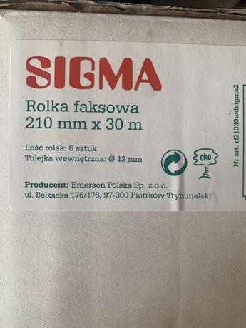 Rolka faksowa Sigma