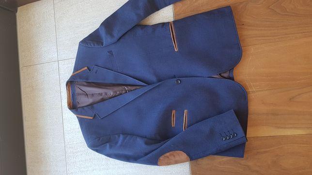 Marynarka męska L/XL,marynarka,kurtka wiosenna,koszula gratis