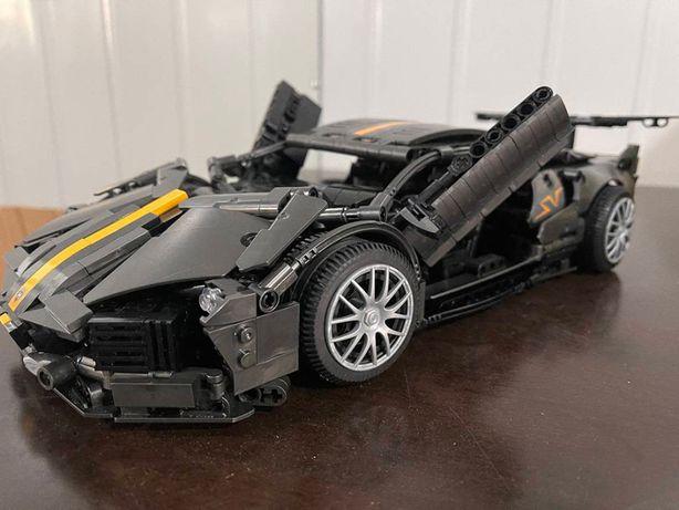 Klocki Technik budowa samochodu lego/Dla dzieci i dorosłych 1338el