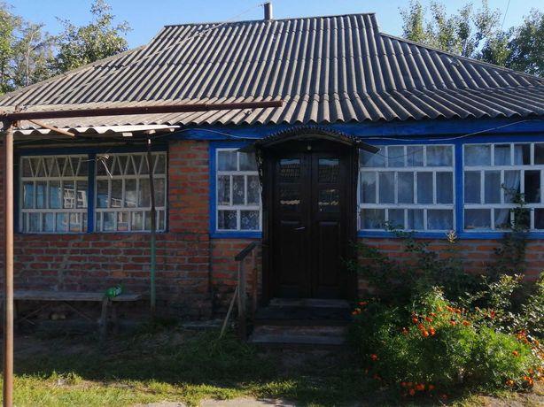 Продам будинок в селі.