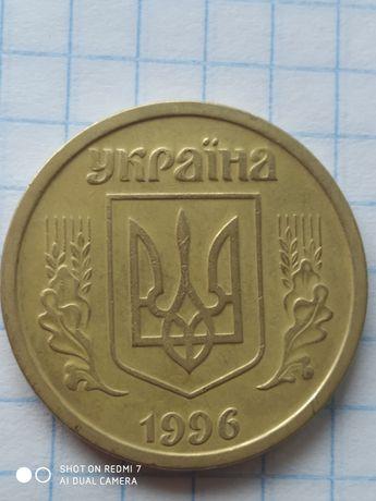Срочно продаю 1 гривна 1996г. Отличное состояние.