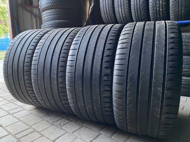 лето 295/35/R21 2017г Michelin Latitude Sport 3 шины ЦЕНА ЗА 4ШТ