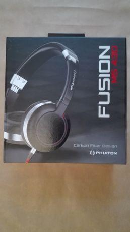 Phiaton Fusion MS 430 Słuchawki lepsze niż wiele innych marek