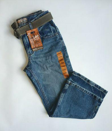 Фирменные джинсы Lee на мальчика