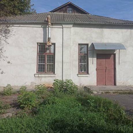 Нежила будівля в с.Тхорівка