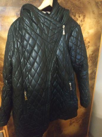 Kurtka zimowa czarna XL