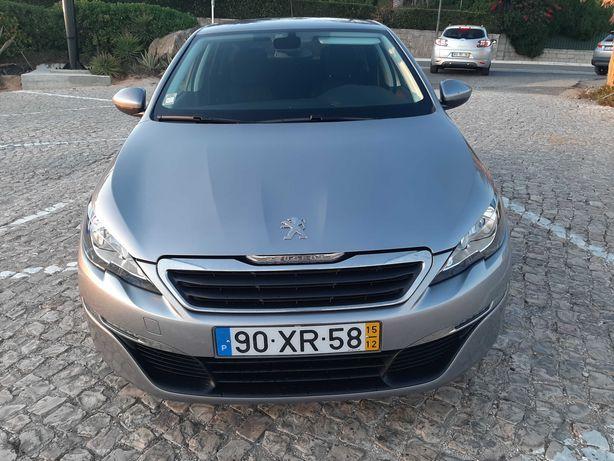 Peugeot 308 SW Dezembro 2015 1.6 Blue HDI 120 CV.