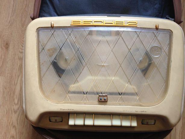 Stary adapter szpulowy