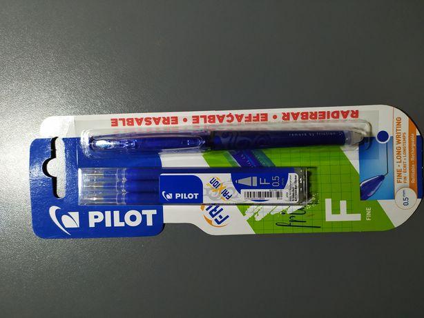 Długopis wymazywalny pilot + 3 wkł