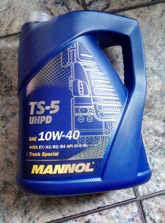 Óleo 10W40 mannol