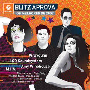 Blitz Aprova Os Melhores de 2007 (CD)