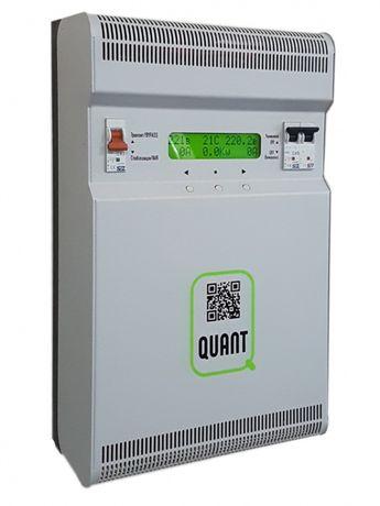 Инверторный бесступенчатый стабилизатор напряжения QUANT 5.5-18 Квт