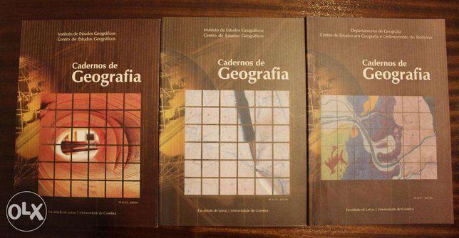 Cadernos de Geografia - Universidade de Coimbra