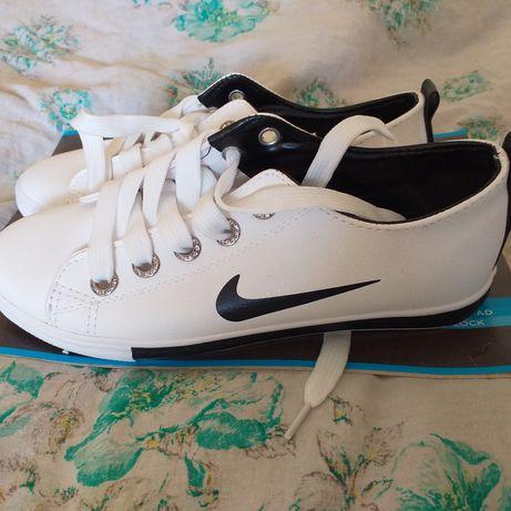 Buty Nike 37 białe