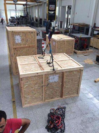 Maquinação / Fabrico / moldes e embalagens