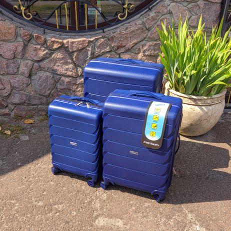 2030 Carbon АКЦИЯ! Польский чемодан валіза ОТПРАВКА КАЖДЫЙ ДЕНЬ