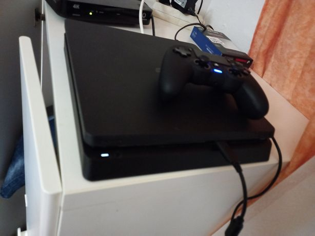Ps4 playstation 4 slim 1tb com gtav