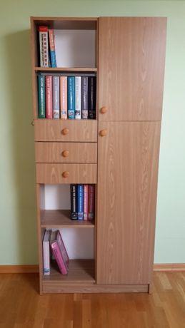 Детская мебель- стенка Юниор. Шкаф, книжный шкаф, пенал, стол с полкой