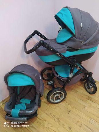 Дитяча коляска 2 в 1 Riko
