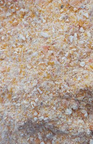 Mielona kukurydza CCM kiszona kukurydza ziarno w beczkach big bag