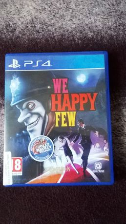 We happy few PS4 Bioshock Dishonored 2 Thief 4 Alan Wake Bielsko-Biała
