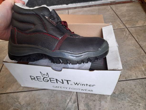 Buty robocze zimowe 39
