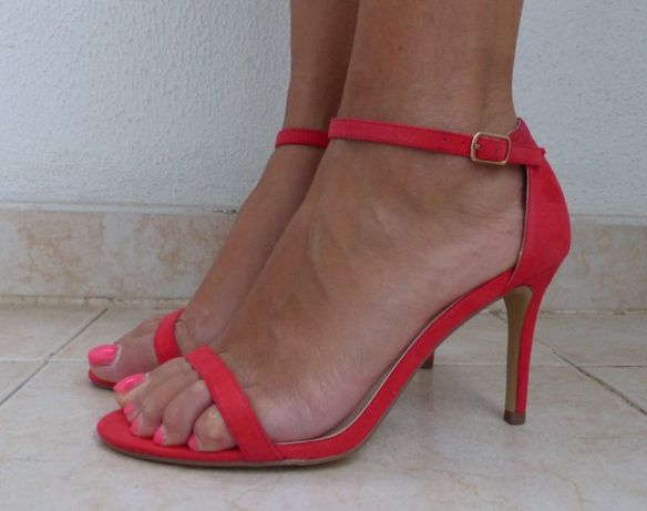 Sandálias LA REDOUTE Tamanho 38 como novos
