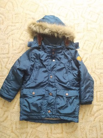 H&M kurtka zimowa 110 chłopięca