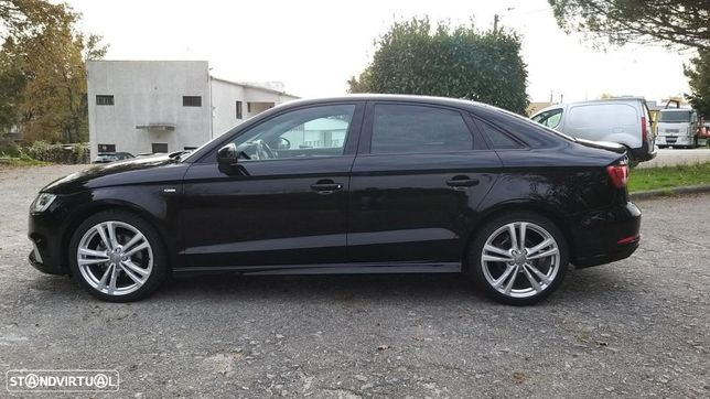 Audi A3 Limousine 1.6 TDi S-line