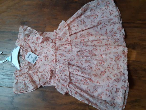 Next sukienka  98 Nowa