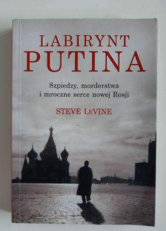 Labirynt Putina Steve LeVine