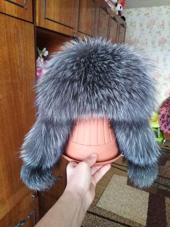 Продам шапку - Чернобурка700 гр, состояние отличное