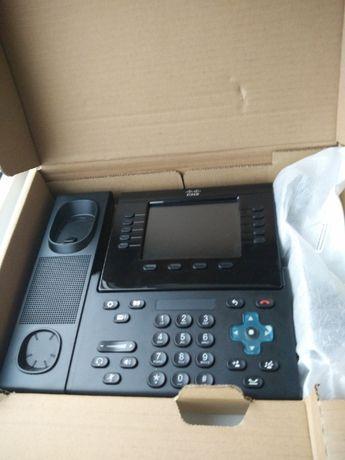 Видеотелефон Cisco CP-9951 (IP телефон, телефон стационарный)