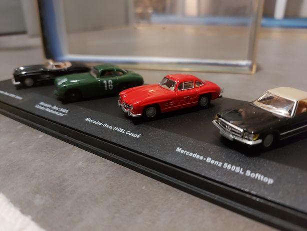 Schuco coleção Mercedes-Benz