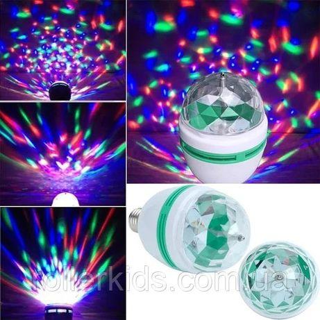 Светодиодная лампа LED Mini Pаrty Light Lаmp AD 5