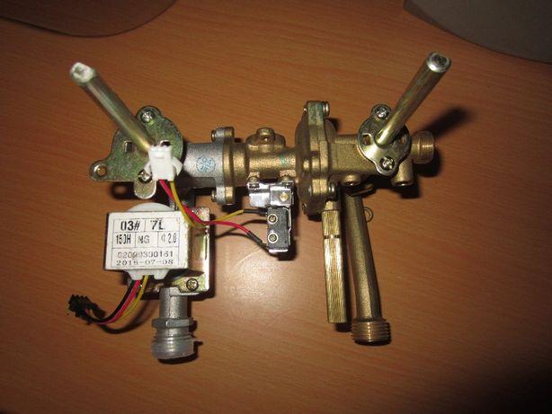 Водяной редуктор для китайской газовой колонки , типа Dion ,Amina...