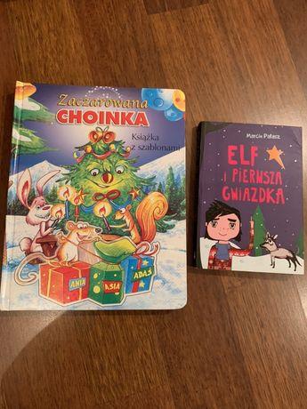 Książeczki o świętach Bożego Narodzenia