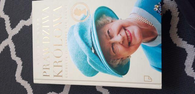 Książka Prawdziwa Królowa.Elżbieta || jakiej nie znamy.