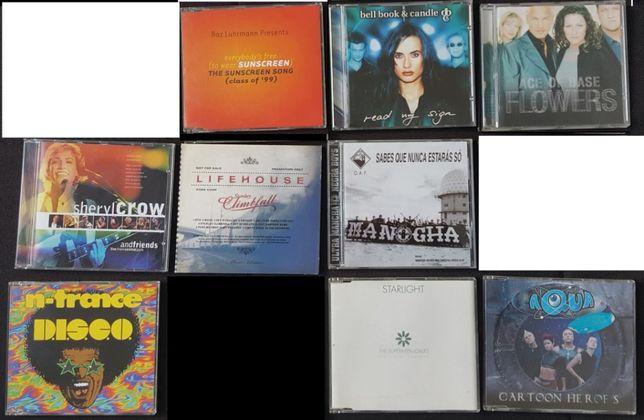 Diversos Cds Audio