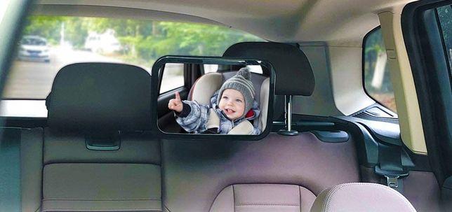 LUSTERKO DO OBSERWACJI dziecka w samochodzie w aucie niska cena poleca
