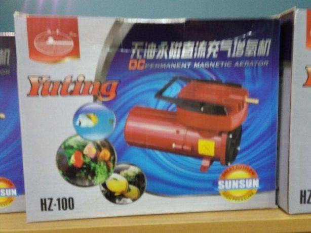 Проф. компрессор SunSun HZ-100, 12V, 105 л.мин.