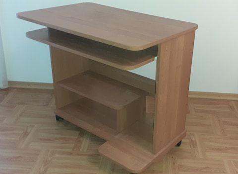 Biurko i stolik pod komputer w jednym, 2 w 1, Gdynia tanio