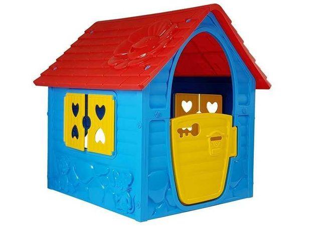 Domek Ogrodowy Dla Dzieci 456 Niebieski