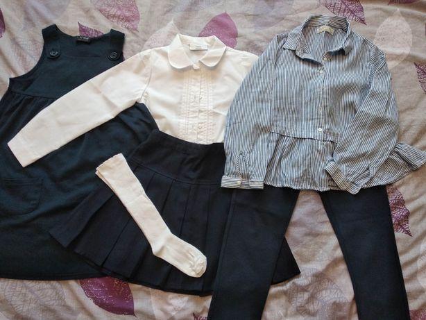 Комплект одежды для первоклассницы Next Некст 7 лет