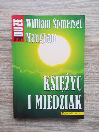 Księżyc i miedziak - William Somerset Maugham