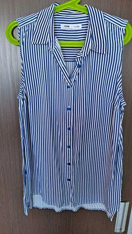 koszulka bez rękawków XS/r.34