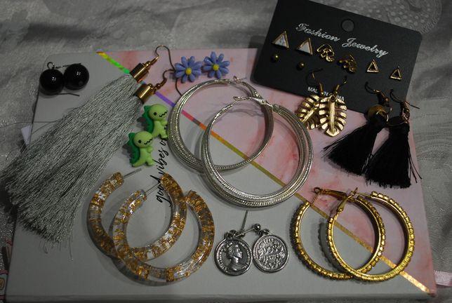 Сережки, серьги, бижутерия, украшения, аксессуары