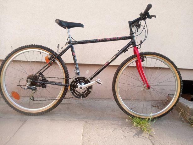 "Rower MTB, retro, vintage, KILL THE CAT. Koła 26"", nowy, NOS"